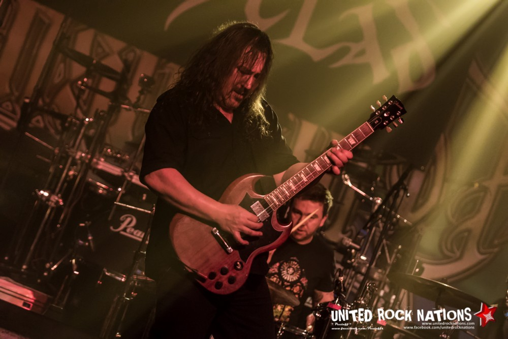 Report SKYCLAD @ La Machine le 01/10/2017!