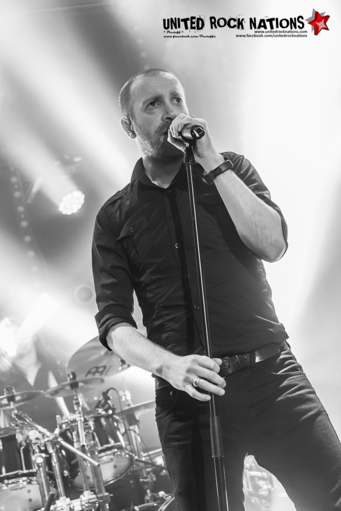 Report PARADISE LOST @ Trabendo le 31/10/2017!