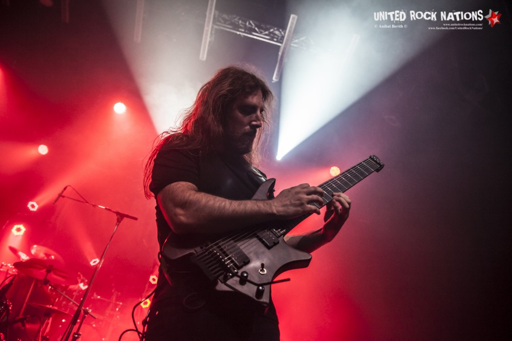 Portfolio BEYOND CREATION@DYING FETUS , PSYCROPTIC, BEYOND CREATION, DISENTOMB au RockSchool Barbey, Bordeaux