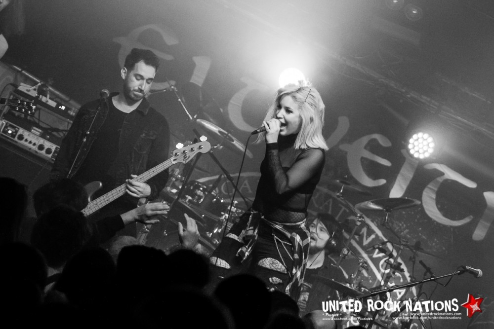 Report THE CHARM THE FURY @ Cabaret Sauvage le 02/11/2017!