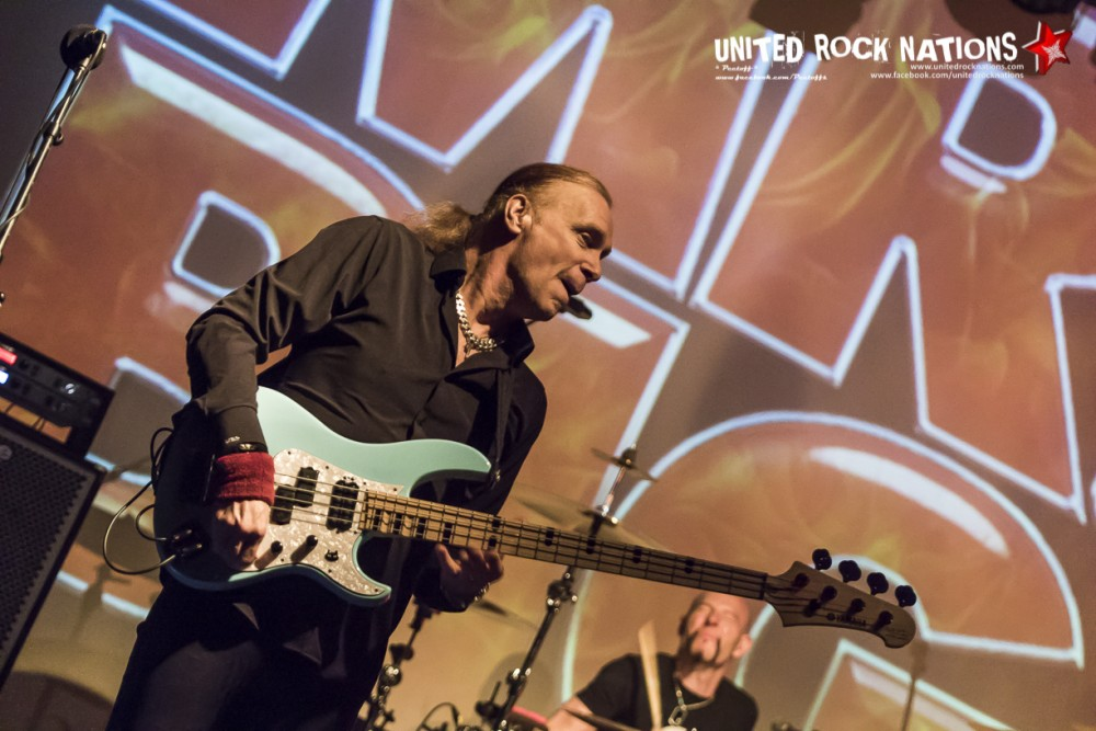 Report Mr BIG @ la Machine du Moulin Rouge le 06/11/2017!
