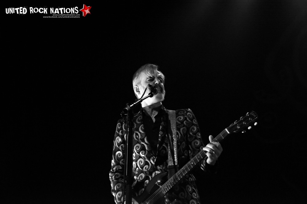 Live in Paris #Triggerfinger (1st part #Intergalactic lovers)