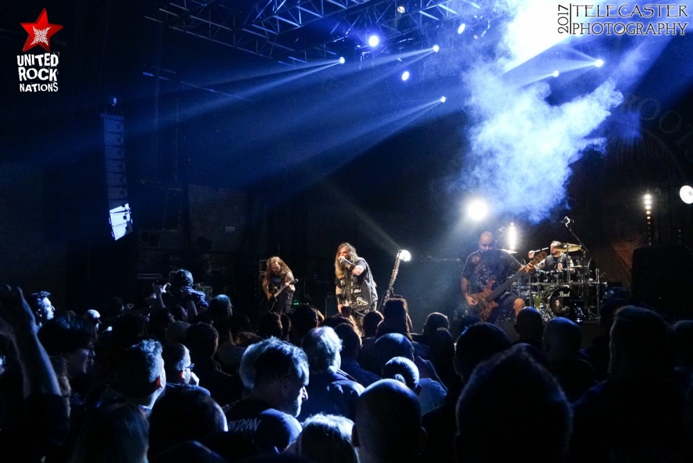 RETURN TO ROOTS  @Live 6 décembre 2017 / L'Usine (Istres)