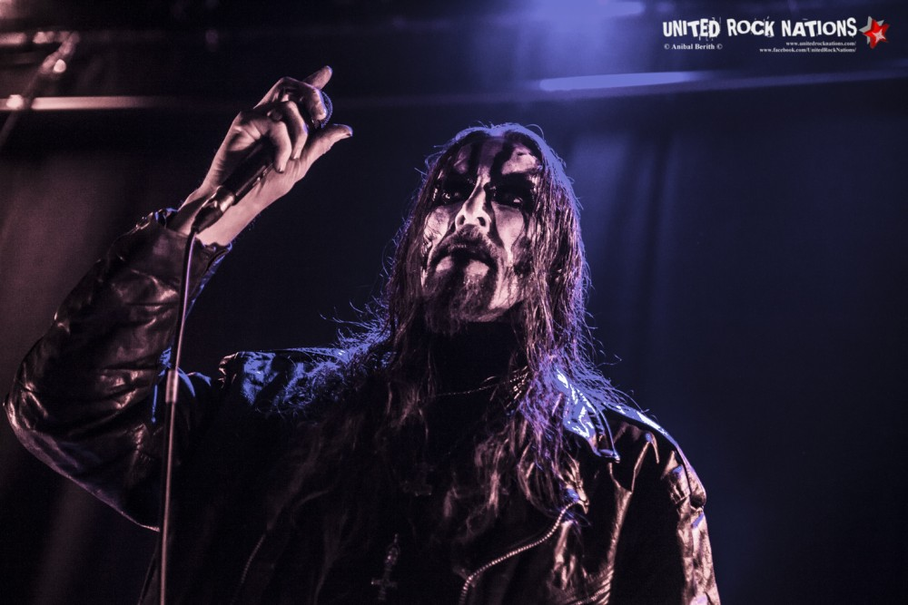 Gaahl's Wyrd // The Great Old Ones // Auðn - Toulouse