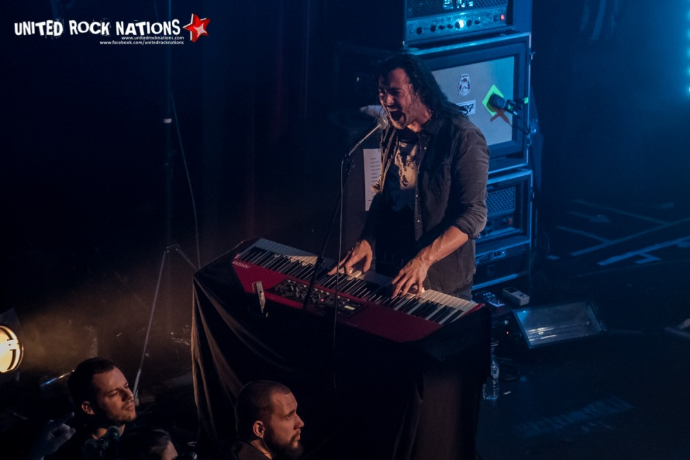 Report Betraying The Martyrs à l'Alhambra le 13/12/2017