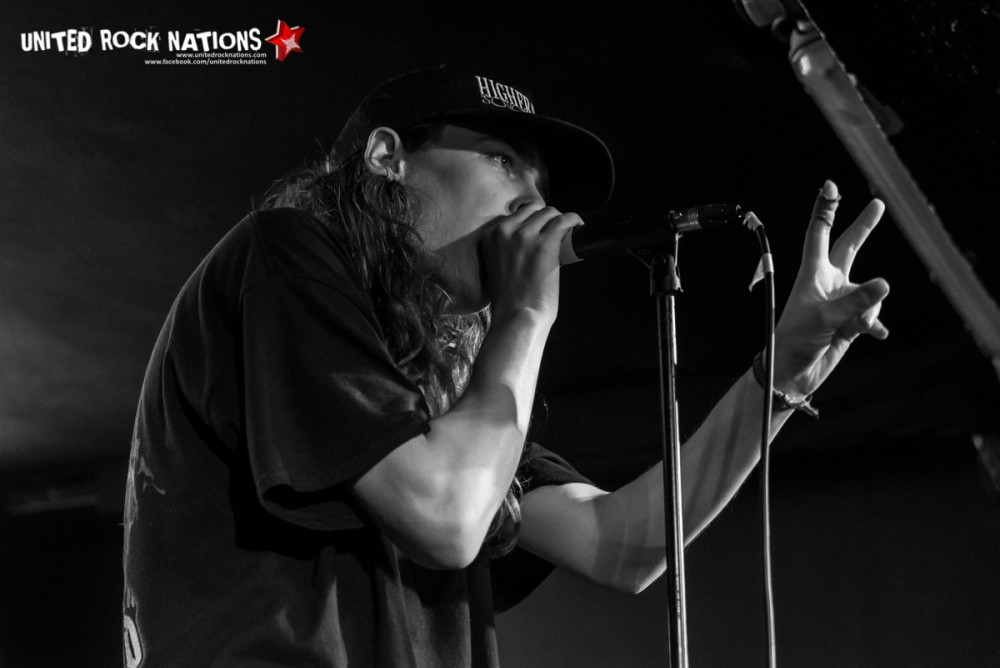 Report Knocked Loose au Gibus le 29/11/2017