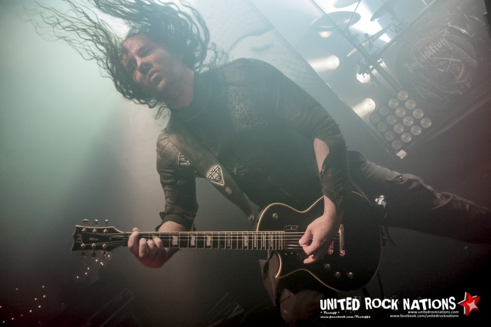 Report SEPTICFLESH / INQUISITION / ODIOUS @ Le Trabendo le 20/01/2018 !