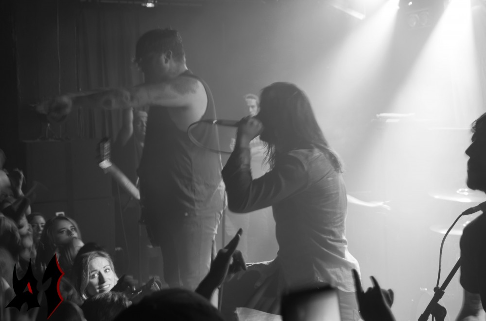 Report WHILE SHE SLEEPS / Rolo Tomassi / Landmvrks @ la Maroquinerie le 11/01/2018!