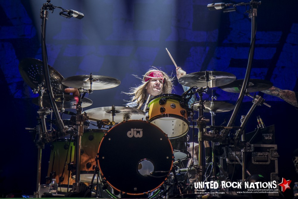 Report STEEL PANTHER @ l'Olympia le 28/01/2018!