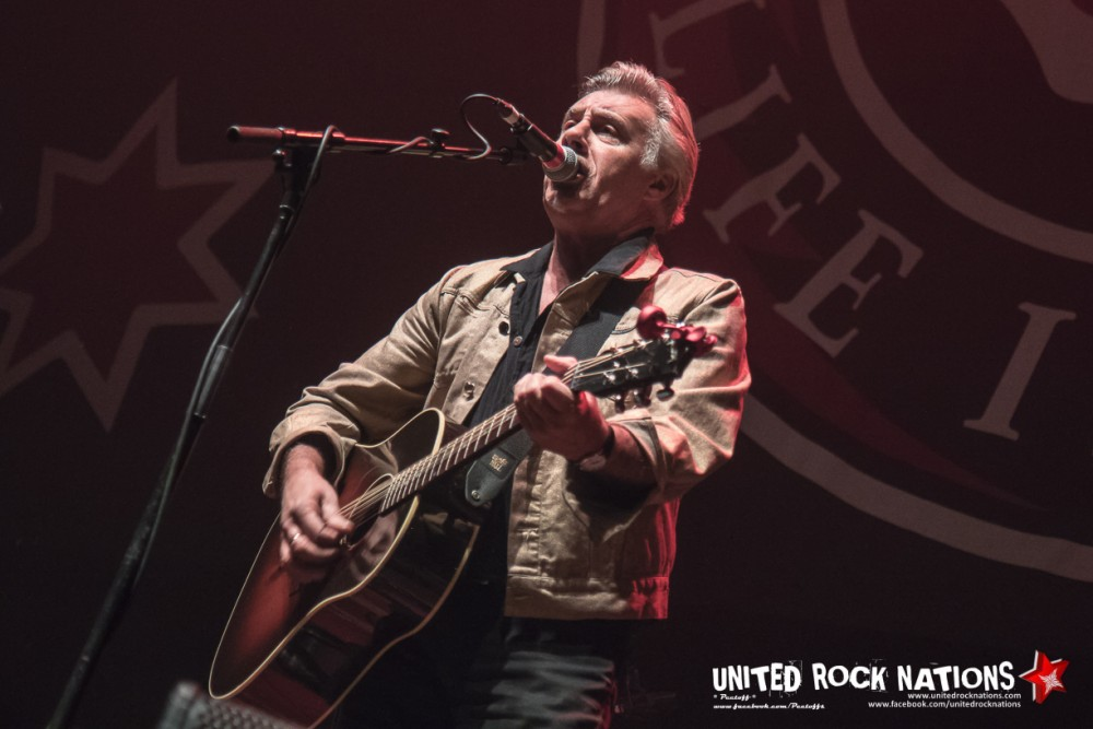 Report GLEN MATLOCK @ Zénith de Paris le 16/02/2018!