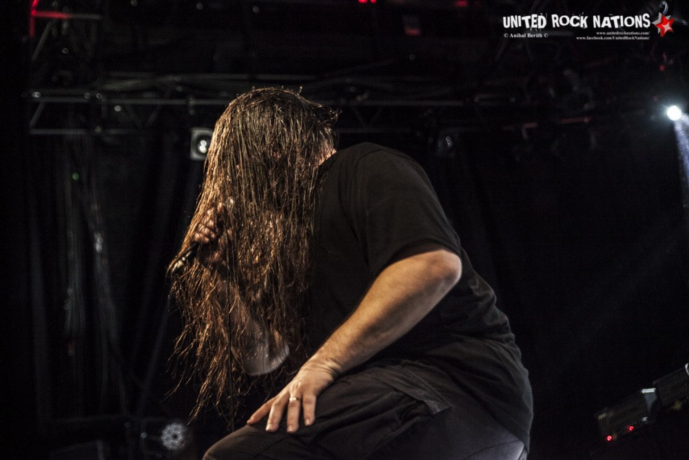 Portfolio Cannibal Corpse,@Complet // Cannibal Corpse, The Black Dahlia Murder, In Arkadia