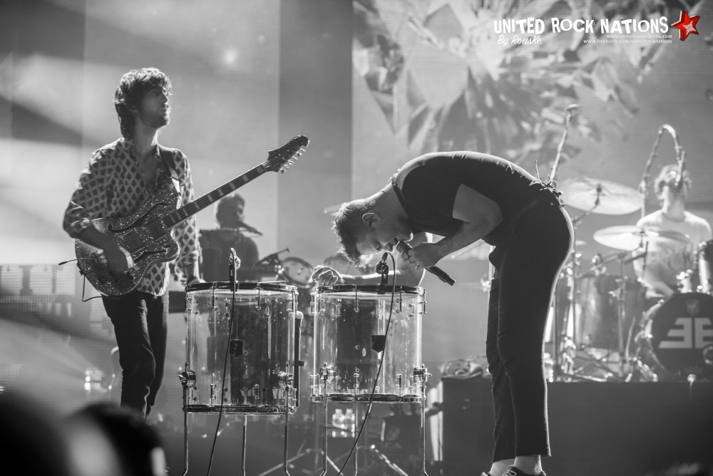 Live Report Imagine Dragons @AccorhotelsArena de Paris le 22/02/2018