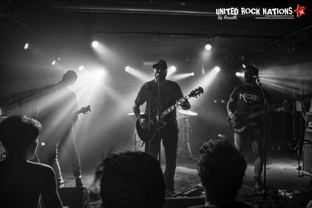 Live Report Furiapolis @O'Sullivans By The Mill de Paris le 23/02/2018