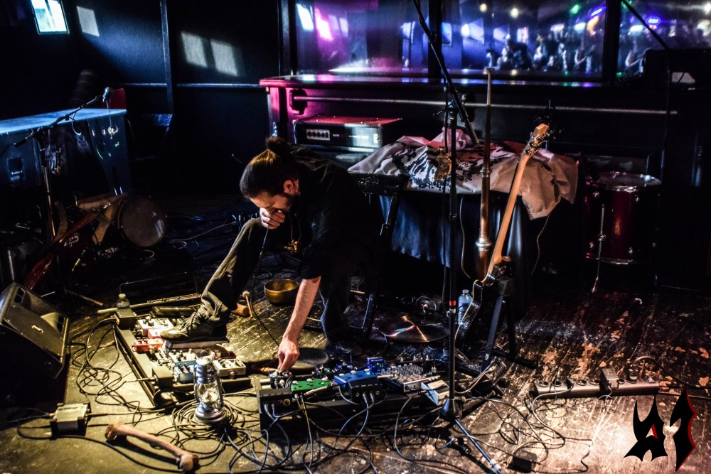 Report INEQOUTABLE, RUO TAN, NYTT LAND @ Cirque Electrique le 18/04/2018 !