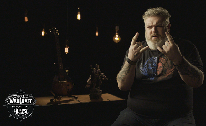 Hold the door ! L'acteur Kristian Nairn sera l'invité d'honneur du Hellfest 2018 !