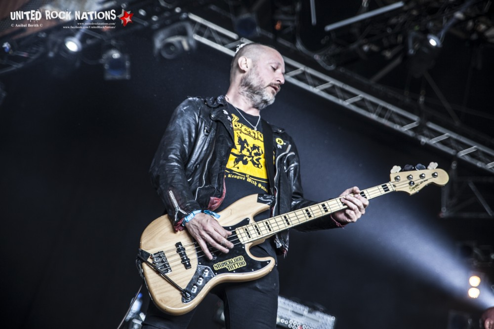 THE LURKING FEAR sur Altar au Hellfest 2018