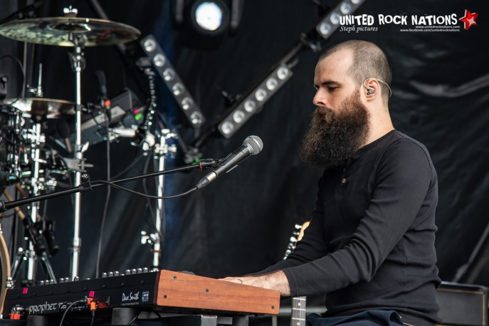 ARCANE ROOTS sur la scène Spitfire du Download Festival 2018