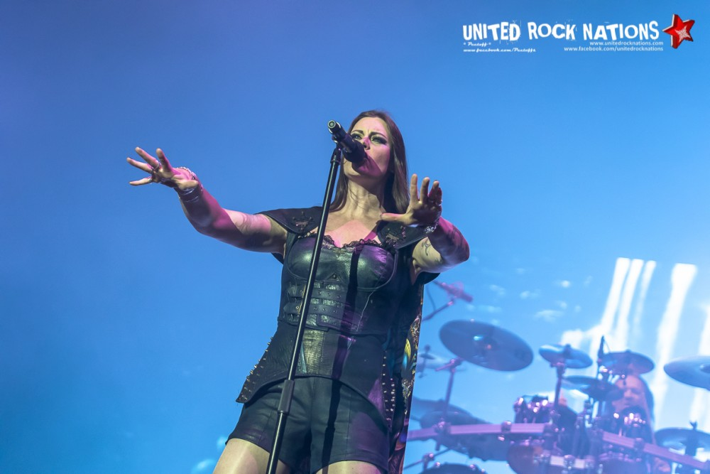 NIGHTWISH sur Main Stage 1 au Hellfest 2018