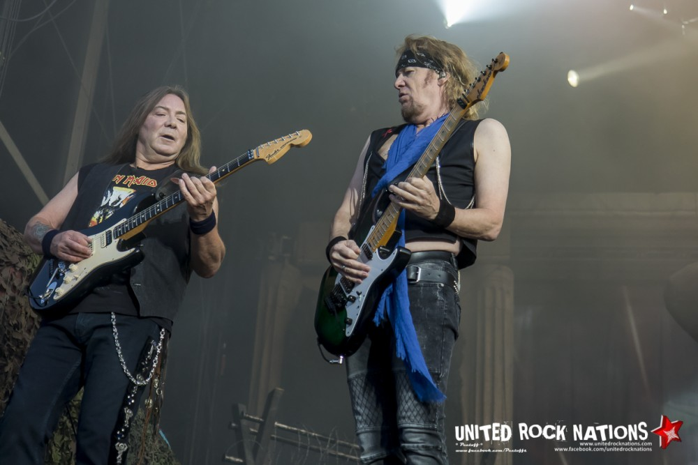 IRON MAIDEN sur Main Stage 1 au Hellfest 2018