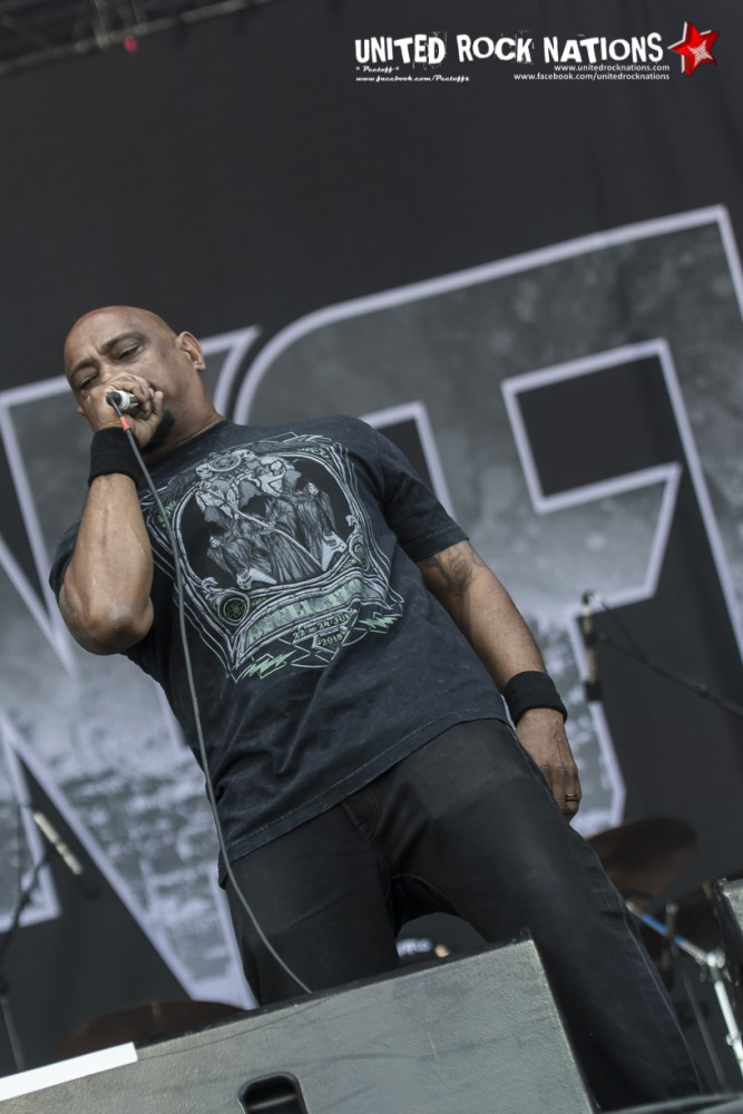 POWERFLO sur Main Stage 2 au Hellfest 2018