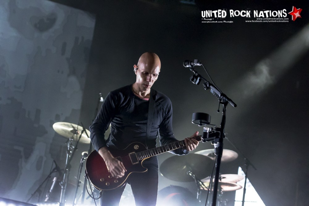 A PERFECT CIRCLE sur Main Stage 2 au Hellfest 2018