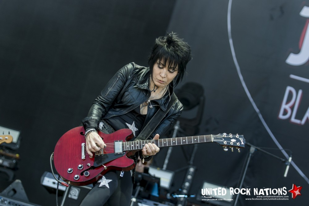 JOAN JETT AND THE BLACHEARTS sur Main Stage 1 au Hellfest 2018