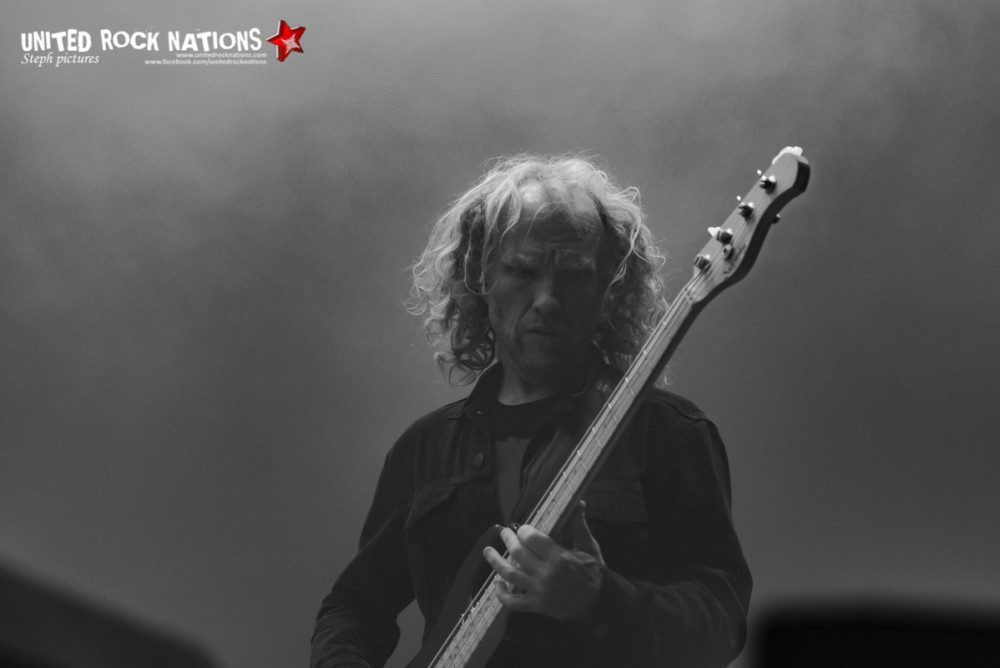 CORROSION OF CONFORMITY sur Valley au Hellfest 2018