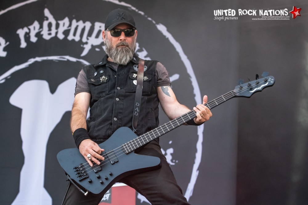 REDEMPTION sur Main Stage 2 au Hellfest 2018