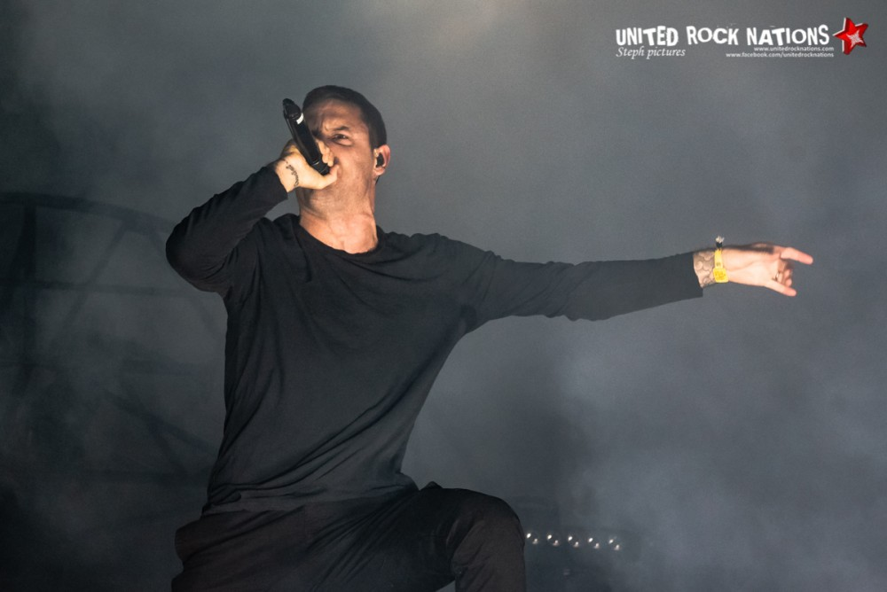 PARKWAY DRIVE sur Main Stage 2 au Hellfest 2018