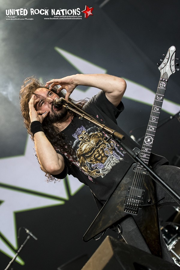 HAVOK, live Hellfest 2016