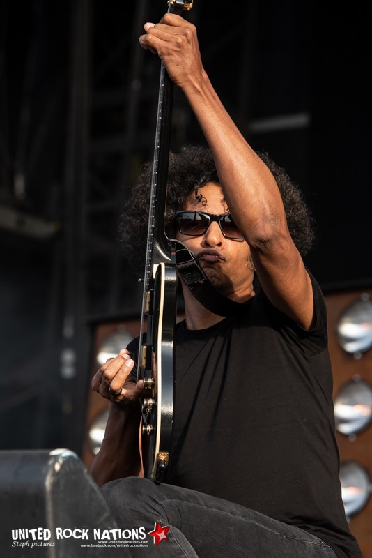 ALICE IN CHAINS sur Main Stage 2 au Hellfest 2018