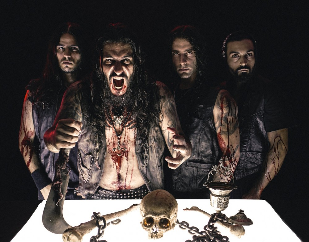 Lucifer's Child (Rotting Christ, Nightfall), un premier single  'Viva Morte'!