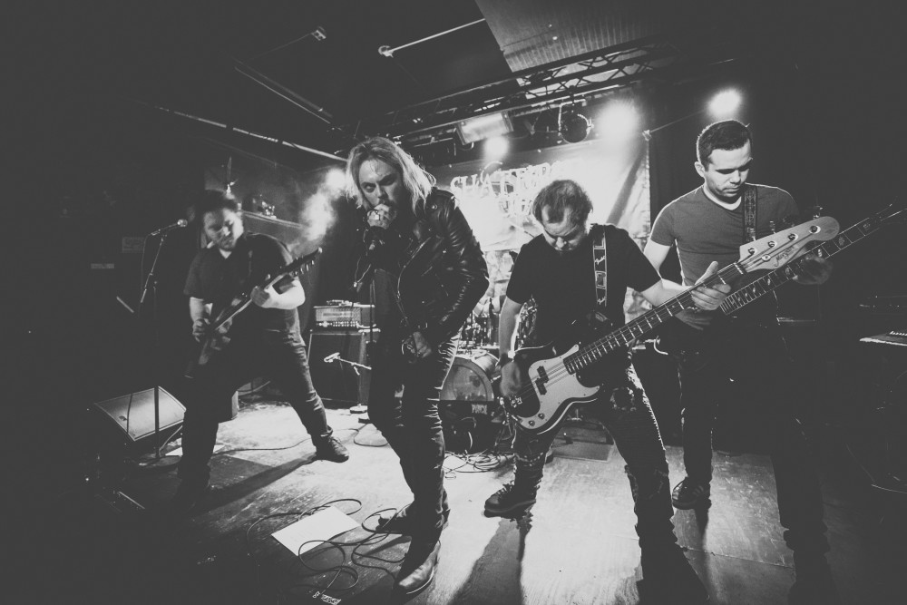 Report SHATTERED SOCIETY @ Inside Rock Café (Bergen, Norvège) le 29/09/2018