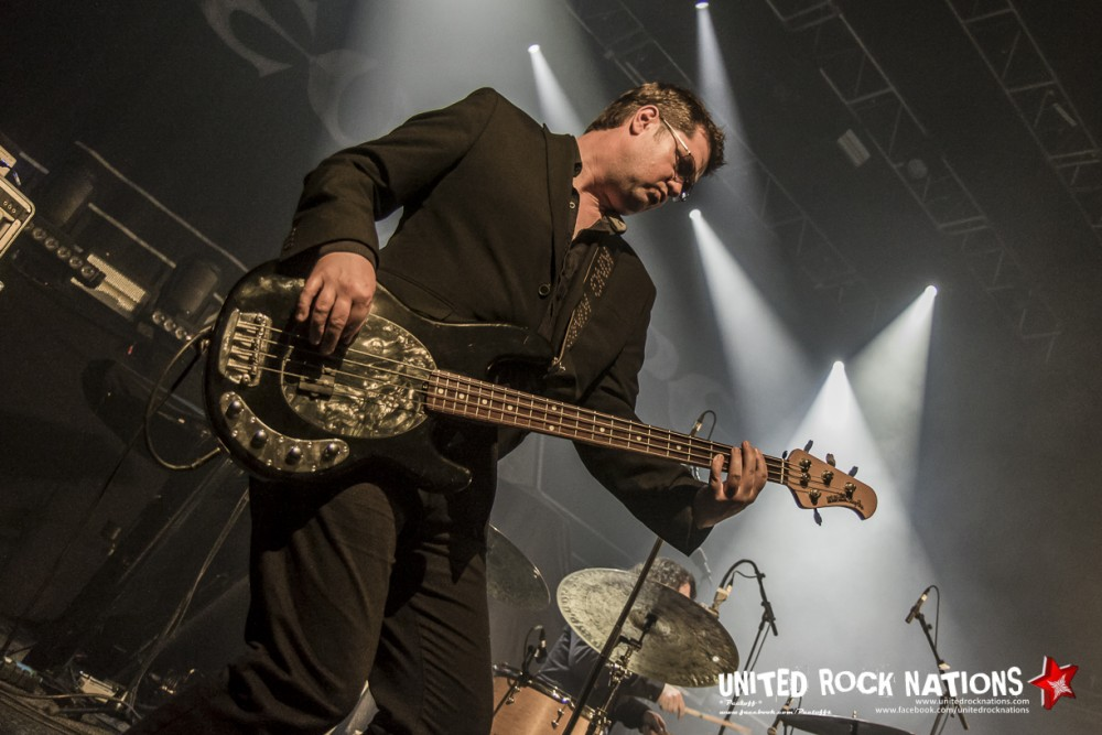 Report KING KING @ Le Trianon le 27/09/2018!
