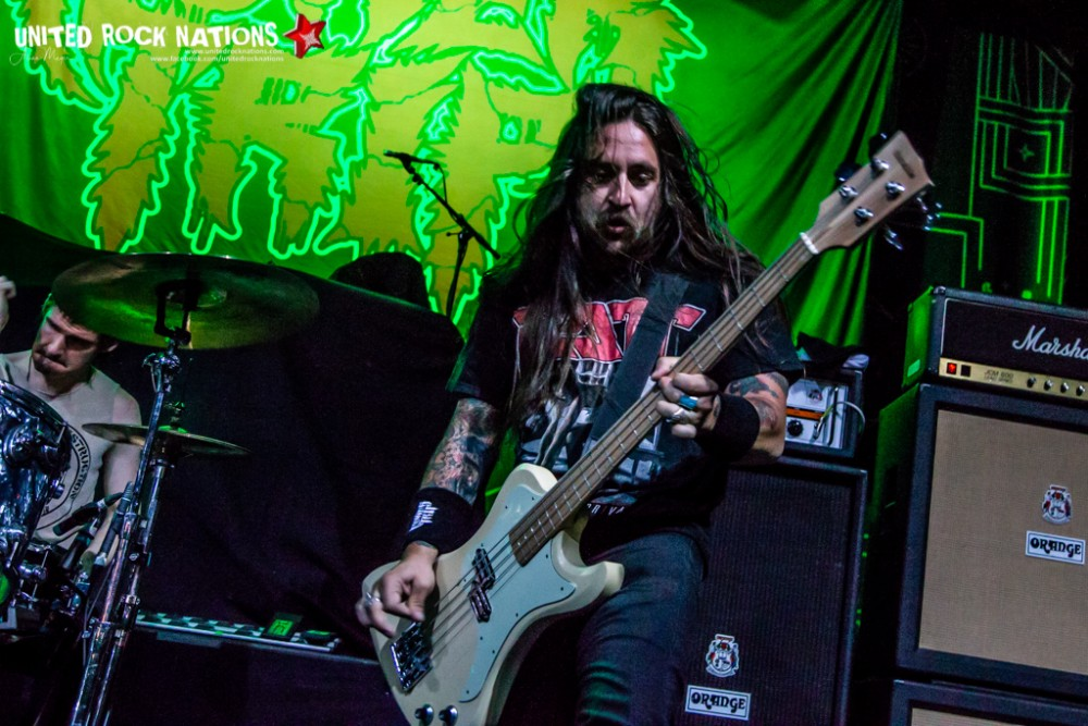 Power Trip @ Bataclan, 13/04/2018