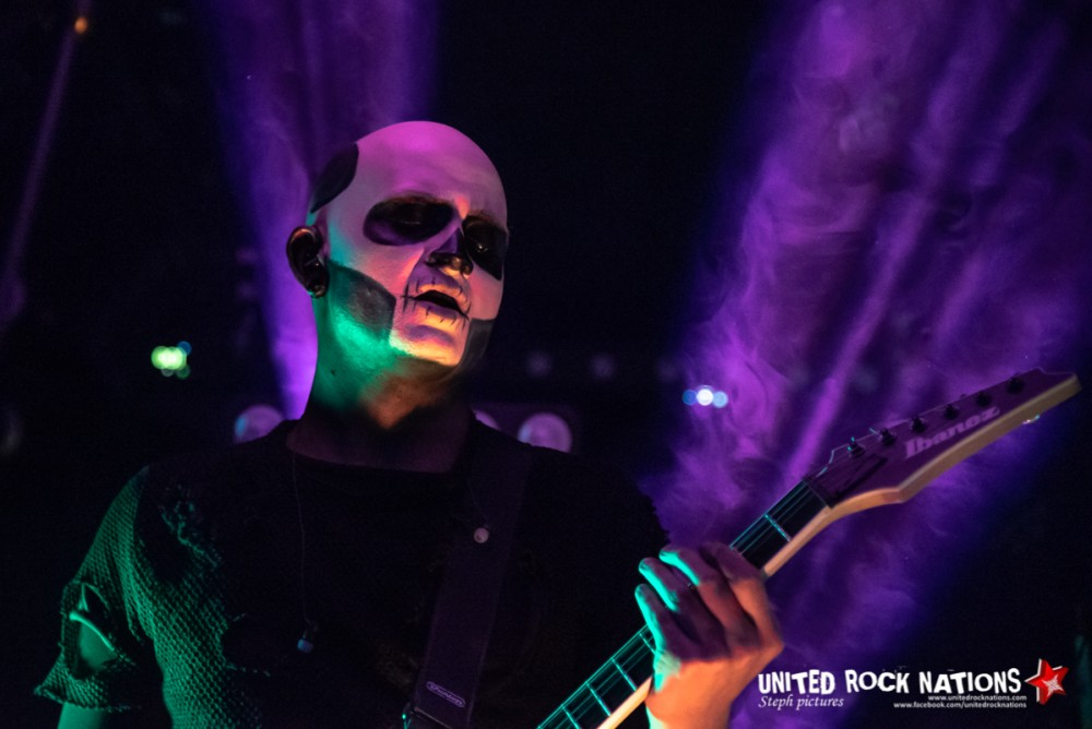 Report Johnny Deathshadow au O'Sullivans By The Mill le 02/11/2018