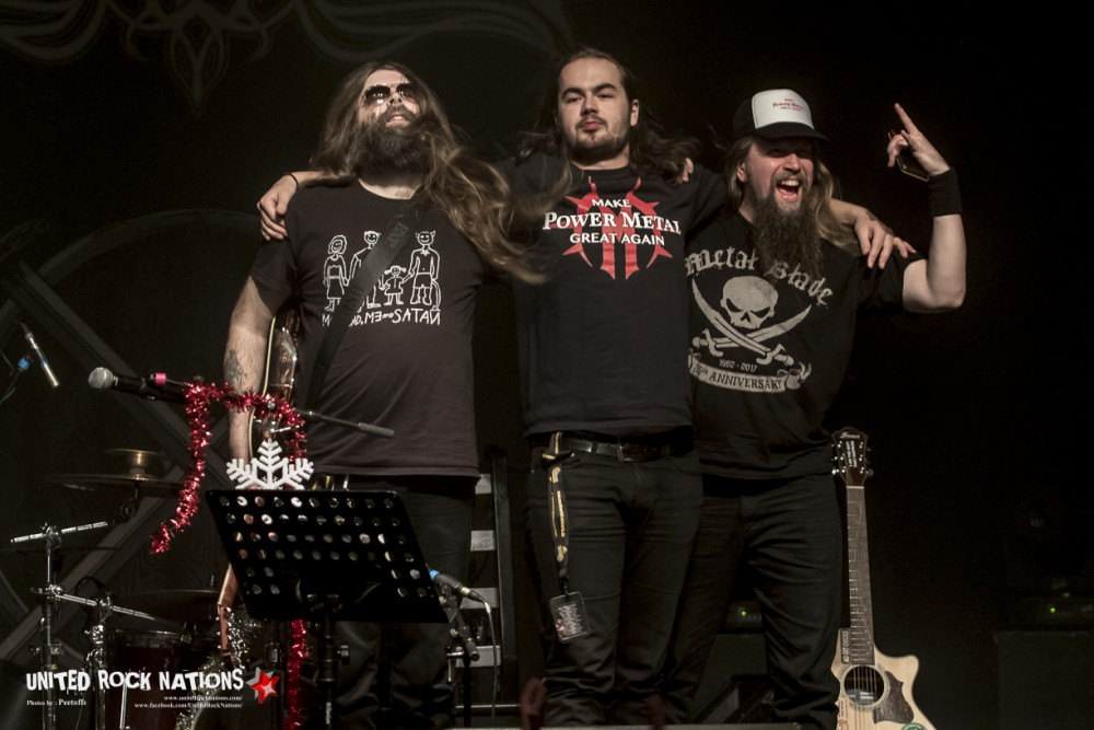 Report TRIO DE FACTO @ La Machine du Moulin Rouge le 11/12/2018!