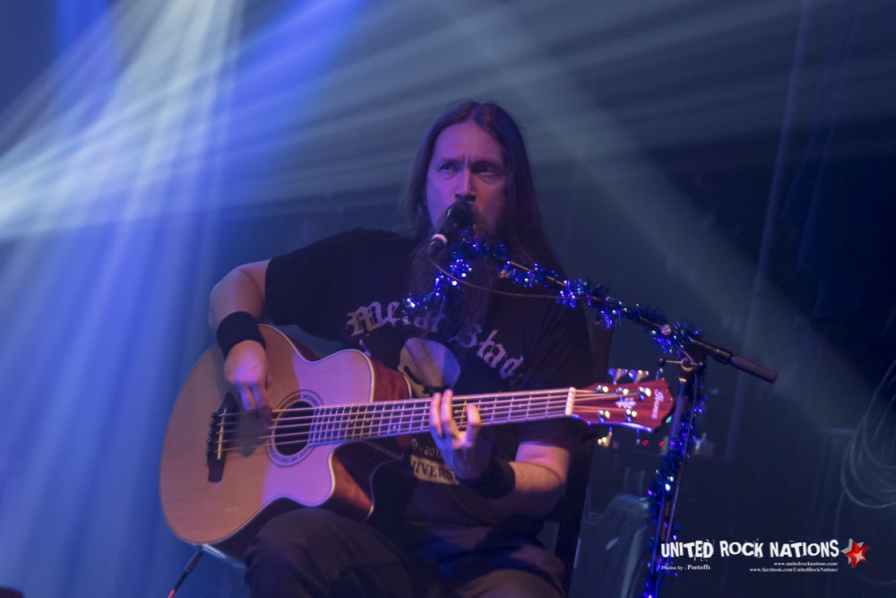 Report ENSIFERUM @ La Machine du Moulin Rouge le 11/12/2018!