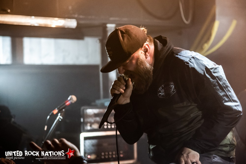 Report 36CRAZYFISTS @ Petit Bain le 09/12/2018