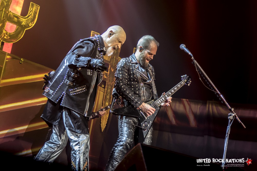 Report JUDAS PRIEST @ Zénith de Paris le 27/01/2019!