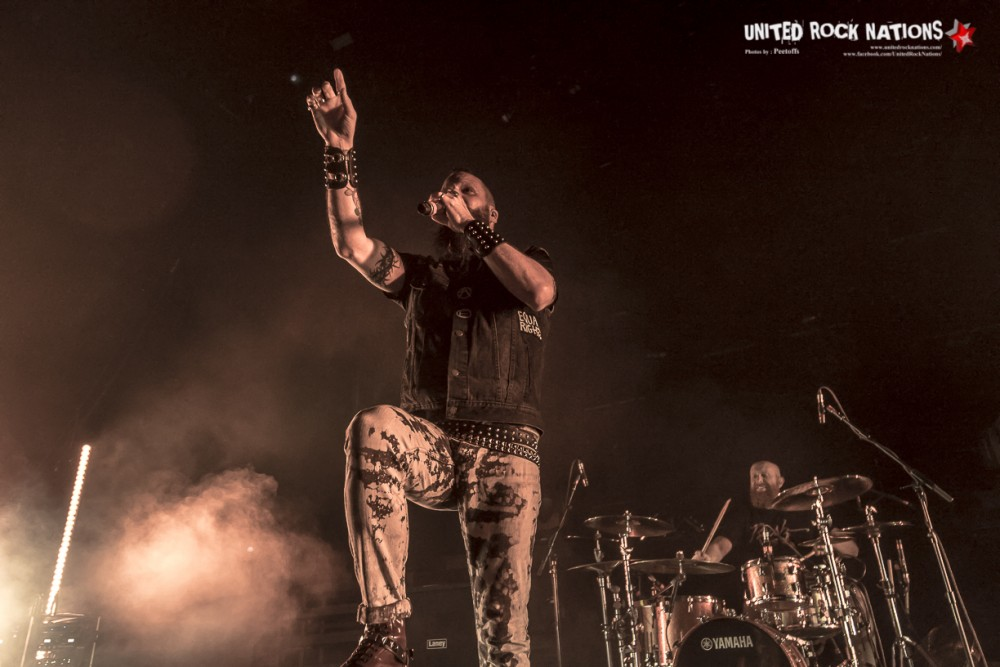 Portfolio KILLSWITCH ENGAGE @ l'Olympia le 04/02/2019 !