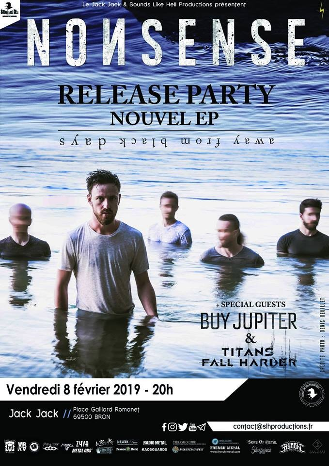 NONSENSE, nouvel EP et release party !