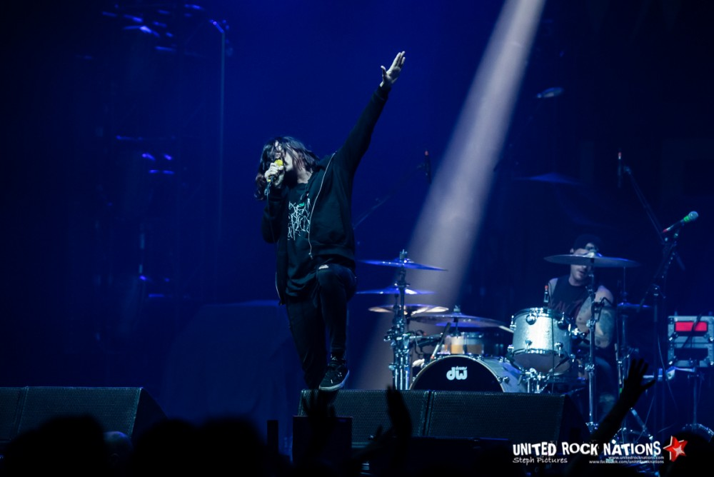 Report <Sleeping With Sirens au Zénith le 08/02/2019