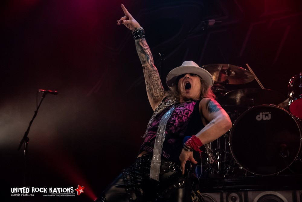 Report Steel Panther au Bataclan le 15/02/2019