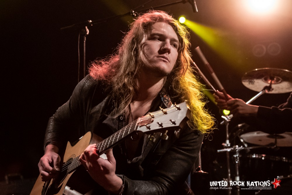 Report Witherfall au Trabendo le 22/03/2019