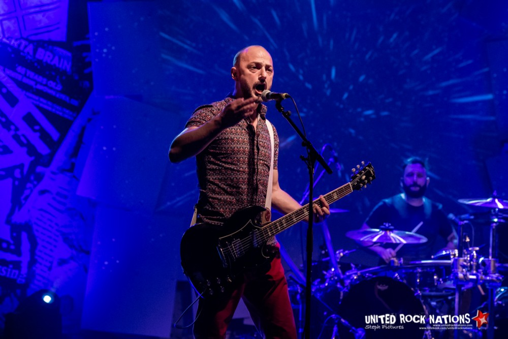Report Princesses Leya, Warm Up Hellfest à La Machine du Moulin Rouge le 22/04/2019