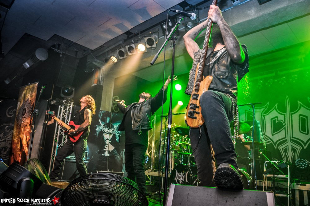 Live Report ACOD @Substage, Karlsruhe (All) le 24 avril 2019  (Support Cradle Of Filth)