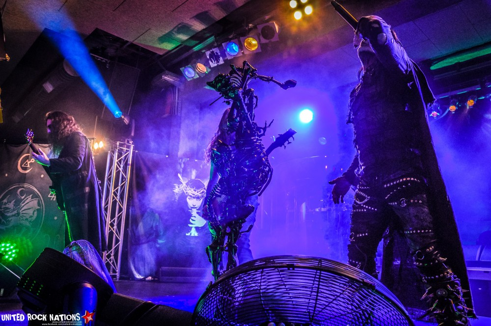 Live Report Cradle of Filth @Substage, Karlsruhe (All) le 24 avril 2019