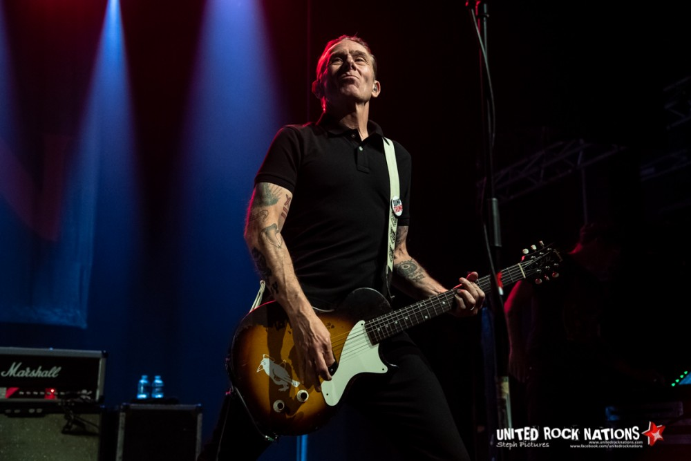 Report Bad Religion au Trianon le 07/05/2019