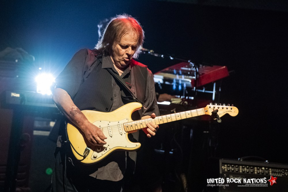 Report Walter Trout à La Cigale le 26/05/2019